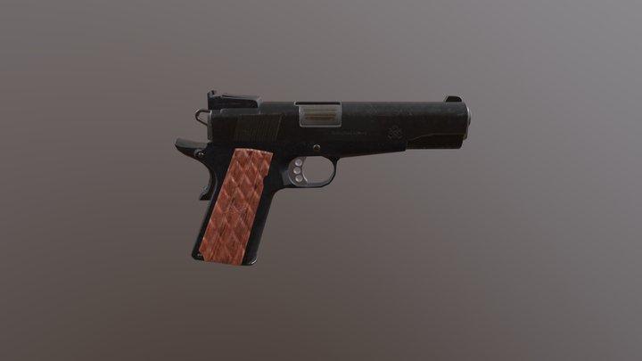 1911 Range Officer (Final) 3D Model