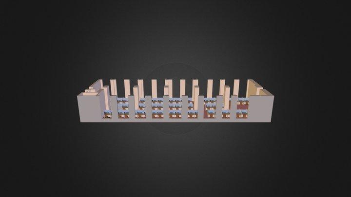 V C T O 1 Stage 3D Model