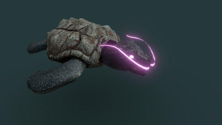 Underwater Scene - Snapturtle (WIP) 3D Model