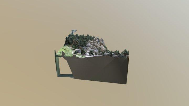Teufelsmauer Timmenrode 2.0 3D Model