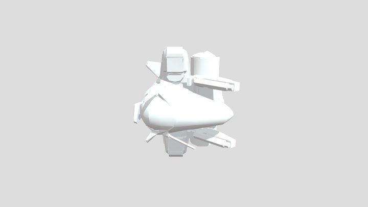 Export OB Jtemp 3D Model