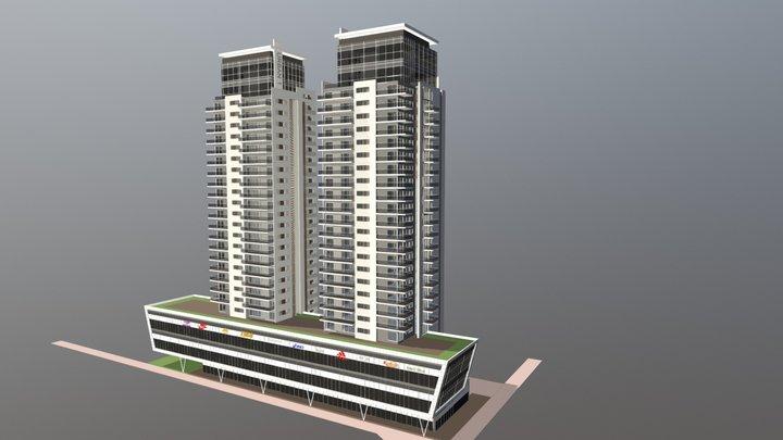 Urban1 3D Model
