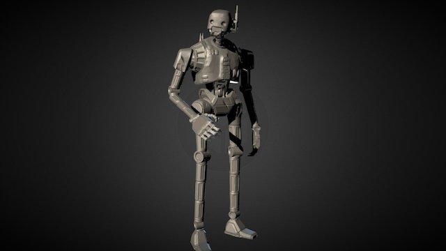 """S-72O - """"Edge of the Empire"""" 3D Model"""