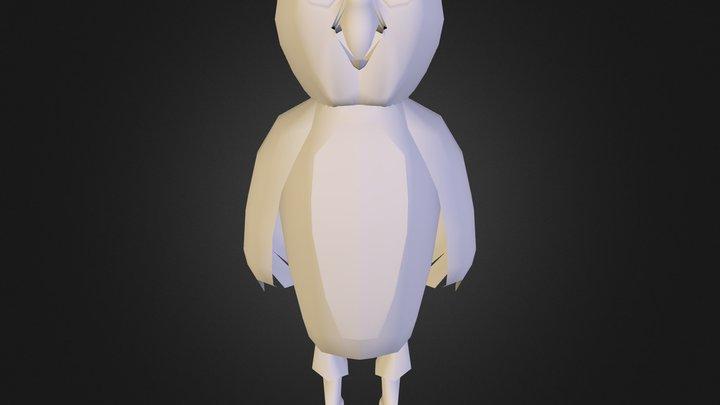 581680 Lopez Martinez Gabriel Mod Personaje 3D Model