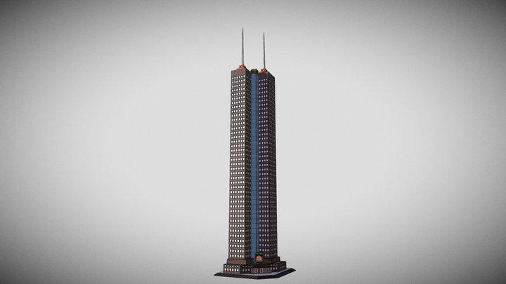 Sorrie Headquarters 3D Model