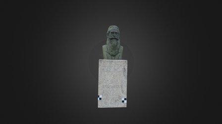 Valle Inclán 3D Model