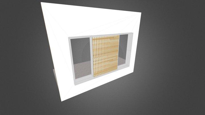 Passionéo-prototype Façade 3D Model