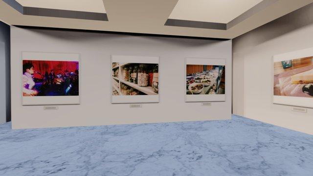 Instamuseum for @erimario 3D Model