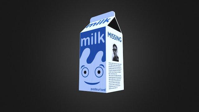 Milky 3D Model