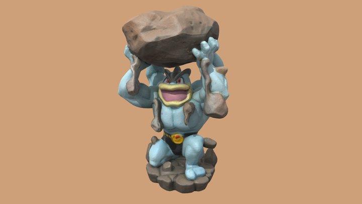 Machamp (Pokémon) 3D Model