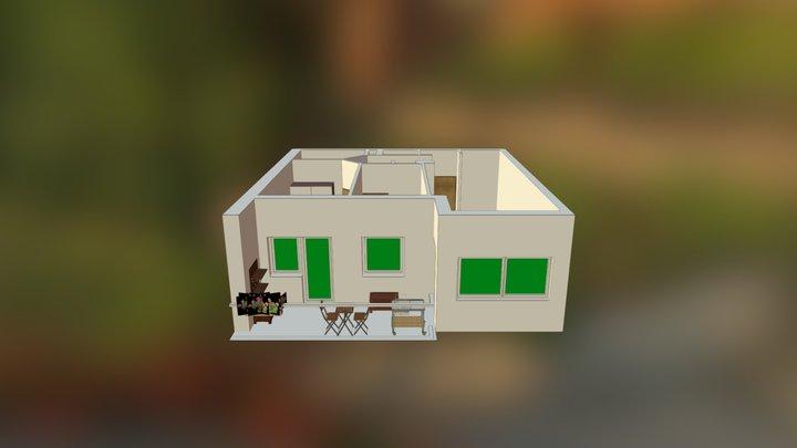 cribo2 3D Model