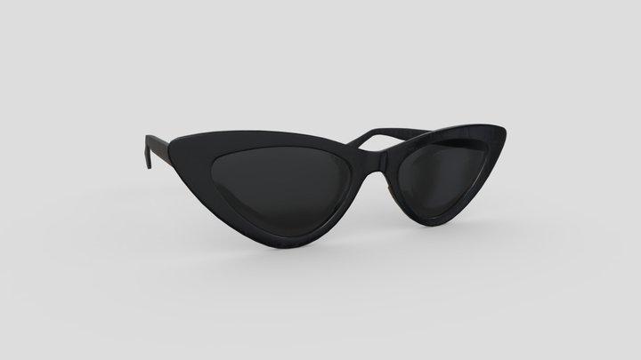 Sunglasses 4 3D Model