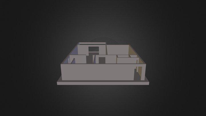 куб 3D Model