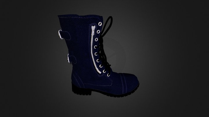 Shoes 3D Model