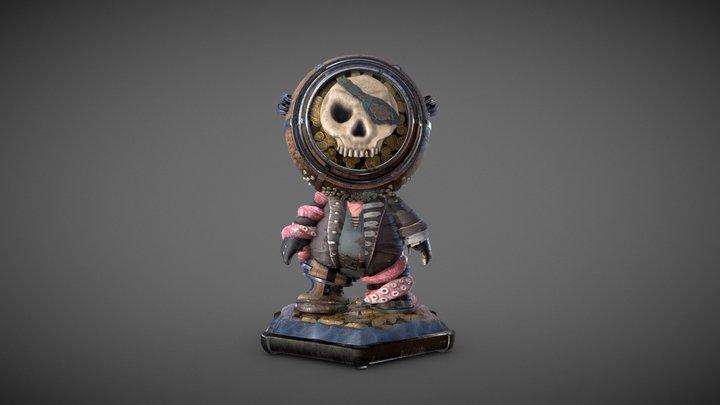#MeetMAT2 : Mat is a Pirate ! 3D Model