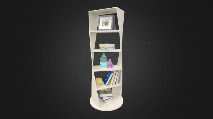 twist Library 3D Model