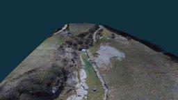River: Fluvial geomorphology 3D Model