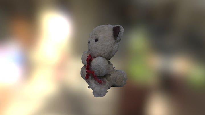3DSOM_advanced_bear 3D Model