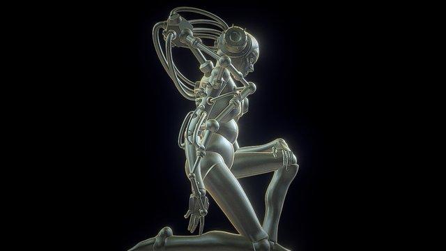 Eva 3D Model