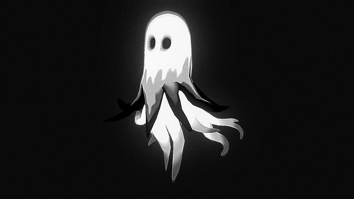 22 ghostie 3D Model