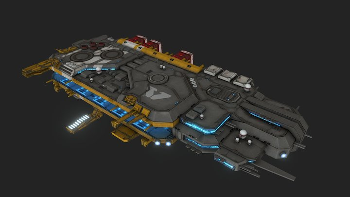 vgr_servicedepot 3D Model