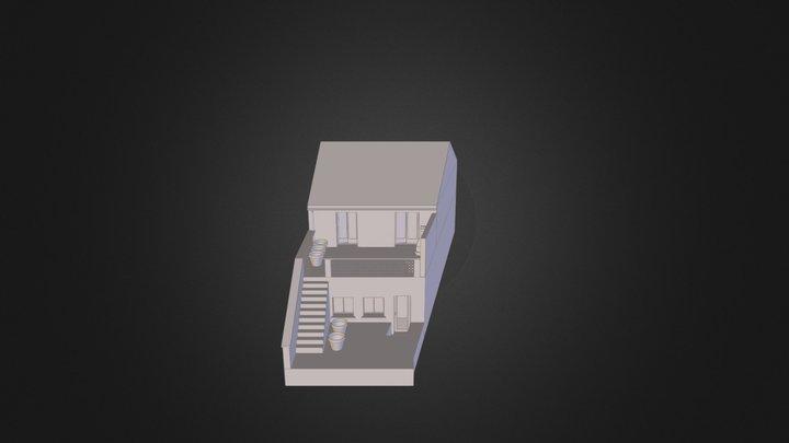 Mrbl2 3D Model