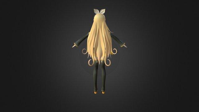 Rin 3D Model