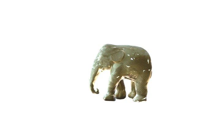 elephant parade - homework 3D Model