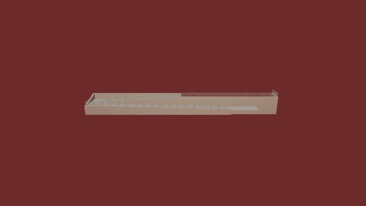 Ramp 001 3D Model