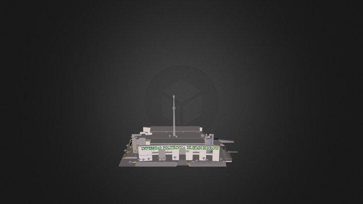 Edificio Principal 3D Model