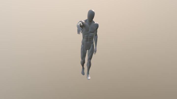 PM3D Sphere3D 4 3D Model