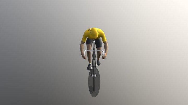 Bicycleman 05 3D Model