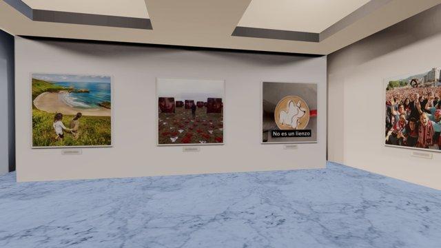 Instamuseum for @el_pais 3D Model