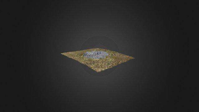Little Skirtful of Stones (cairn) 3D Model