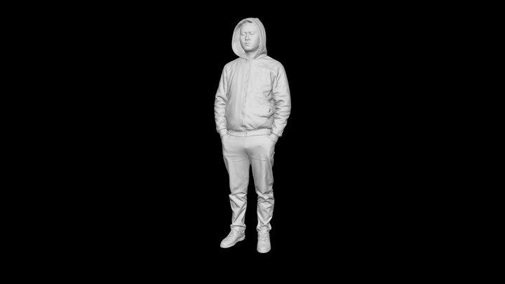 Human3 3D Model