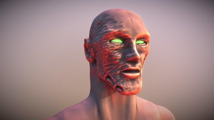 General Gregus 3D Model