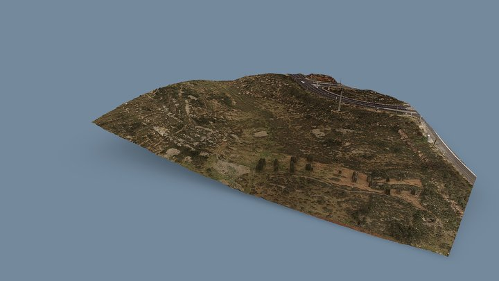 Rehelim Model 3D Model