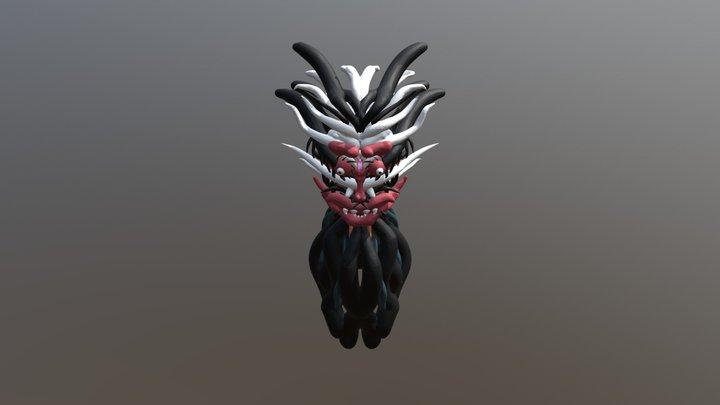 Demons04 3D Model