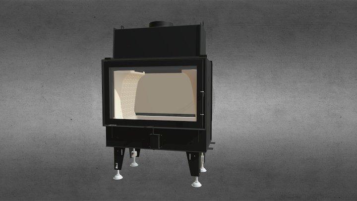 BeF Twin 8 N II 3D Model