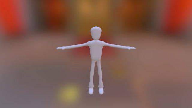 Idle 3D Model