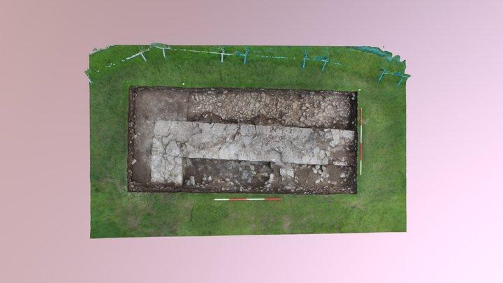 Pembroke Castle 2018 3D Model