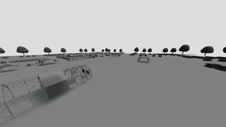 Agro Activa Model 3D Model