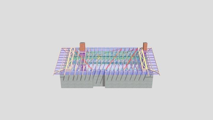 Milan_rex 3D Model