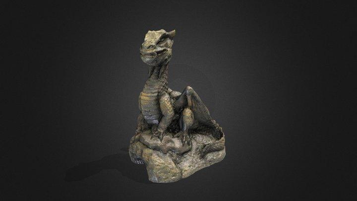 [PHOTOGRAMMETRY] Dragon 3D Model
