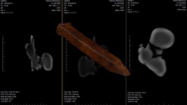 Clau De Ferro - Brulote Marsay 3D Model