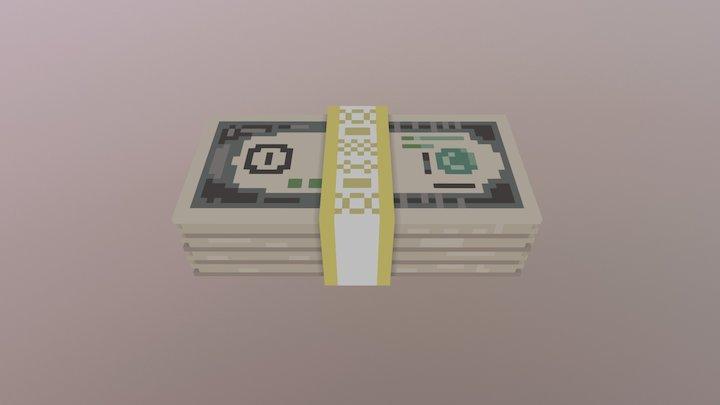 Money Dollar 3D Model