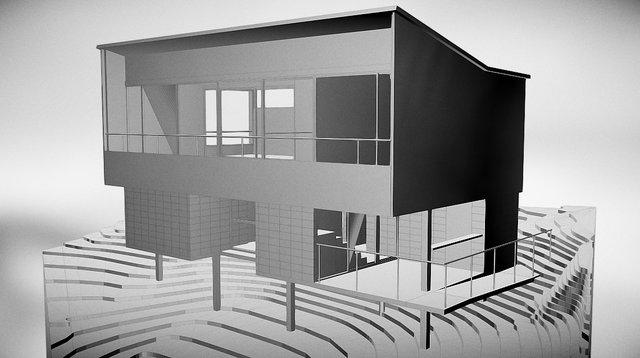 LOS TITANES PROYECTO 3D Model