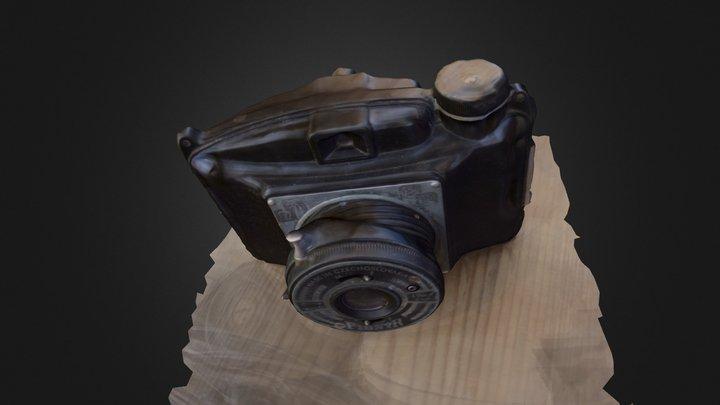 Pionýr 3D Model
