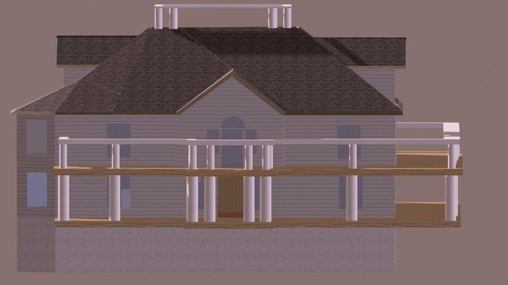 Chappell Swedenburg Sketch Up 3D Model