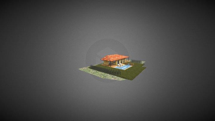 ProyectoPiscina 3D Model